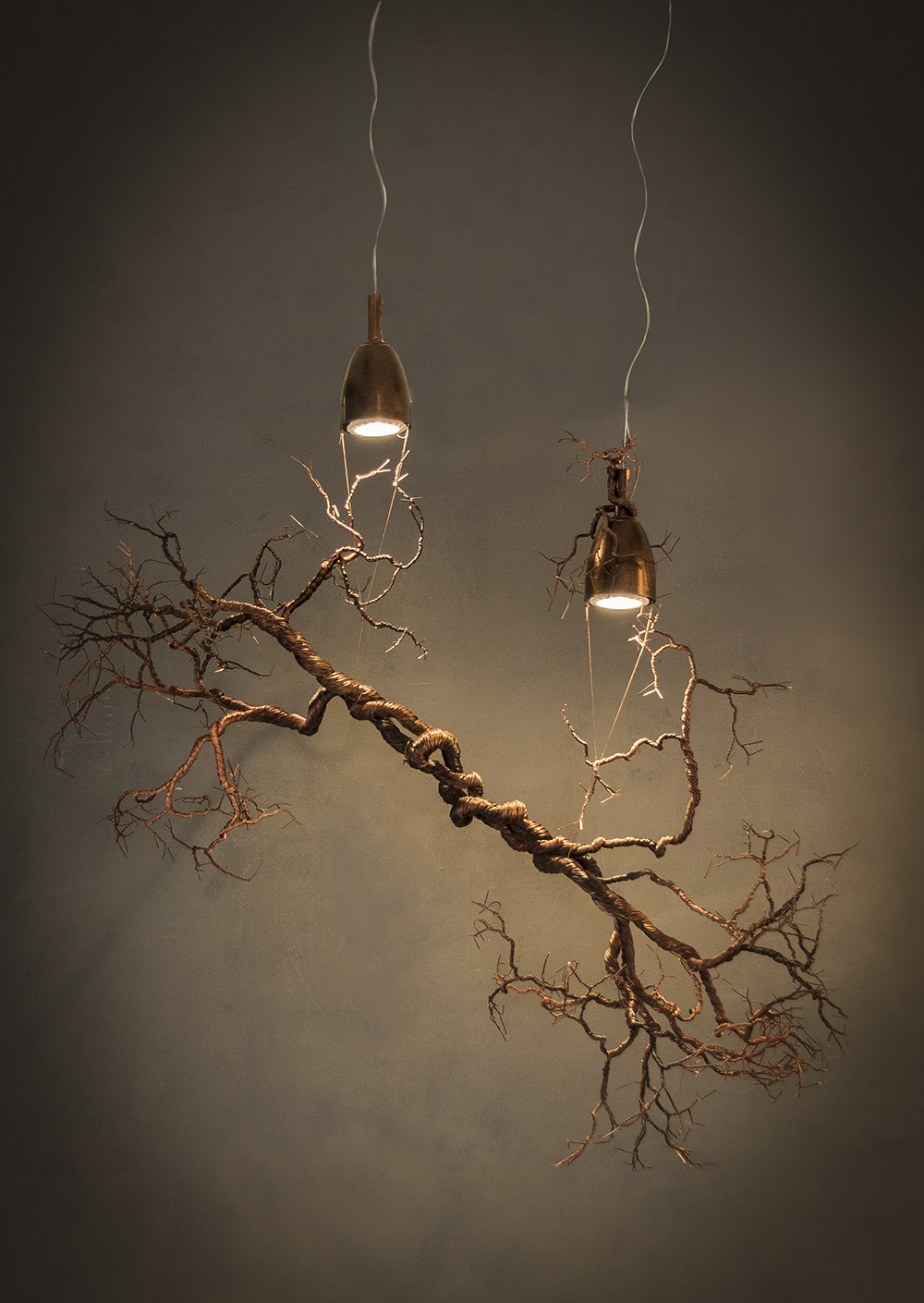 Roots of Destiny - Ceiling Light fixture