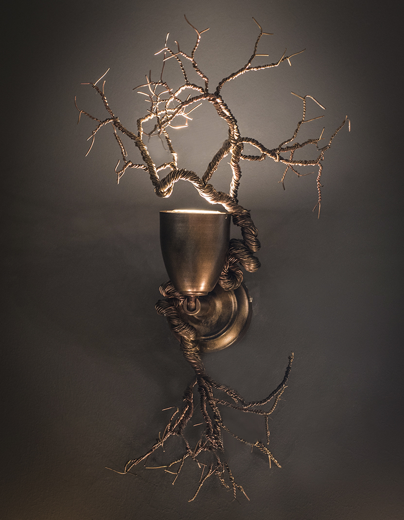 Roots of Destiny - Wall Light