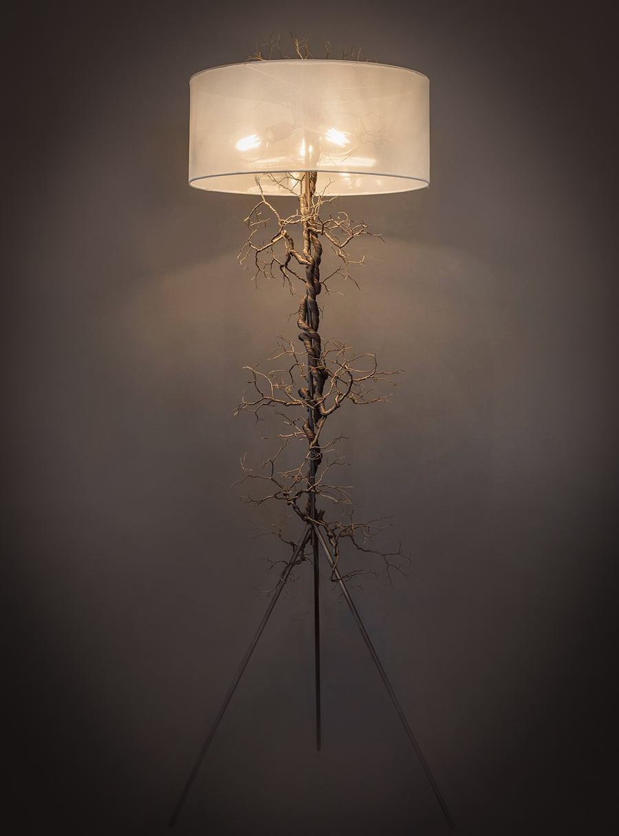Roots of Destiny - Floor Lamp‎