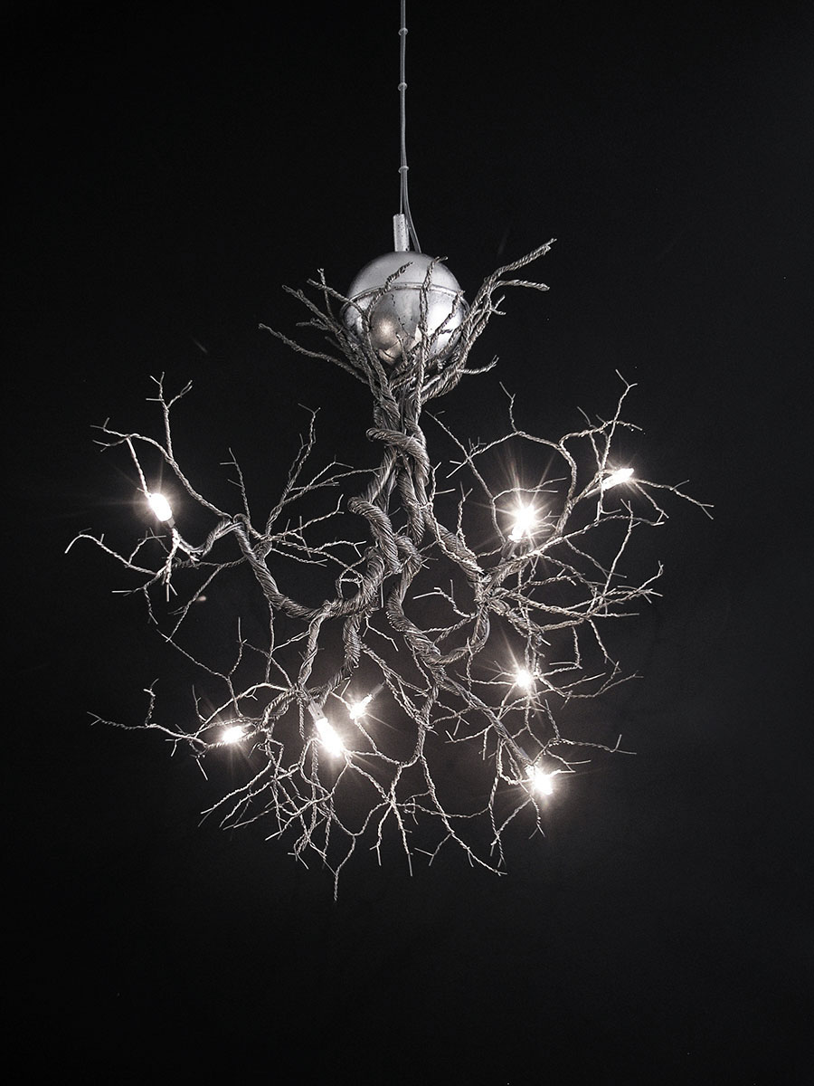 Roots Small - Ceiling Light fixture